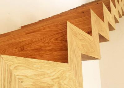 Stopnice - detajl
