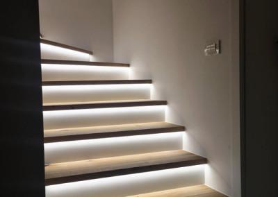 Stopnice - osvetlitev
